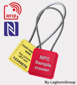 ηλεκτρονικές σφραγίδες rfid nfc uhf