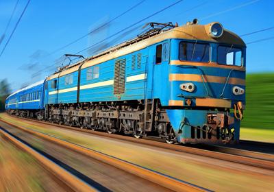 Μεταφορές με τρένα