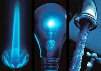 Μετρητές: Νερό, Ρεύμα, Αέριο
