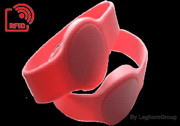 Βραχιολάκια σιλικόνης RFID HF