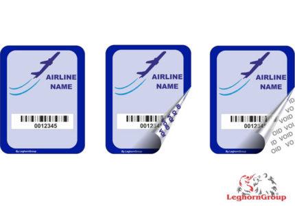 Ετικέτες Ασφαλείας Για Αεροπορικές Εταιρείες Και Αεροδρόμια