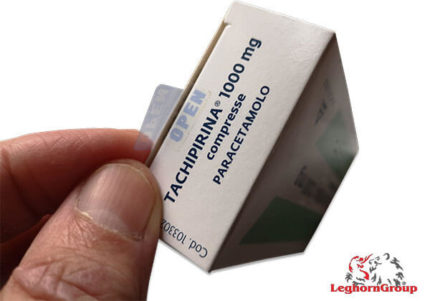 Ετικέτες Void Για Συσκευασίες Φαρμάκων