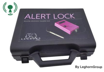 Ηλεκτρονική Σφραγίδα Ασφαλείας Alert Lock