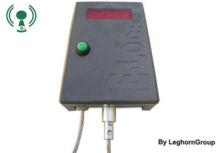 Ηλεκτρονική Σφραγίδα Ασφαλείας E-Lock Standard