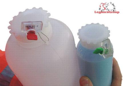 Μπουκάλια Δειγματοληψίας (Annex)