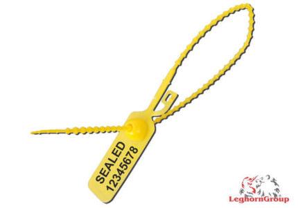 Πλαστικές Ρυθμιζόμενες Σφραγίδες Ασφαλείας Adjustseal 3.3×315mm