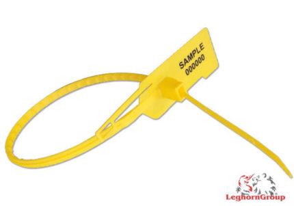 Πλαστικές Ρυθμιζόμενες Σφραγίδες Ασφαλείας Bagseal 6×420mm
