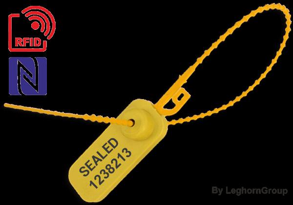 Ρυθμιζόμενη σφραγίδα Adjusteseal RFID – NFC
