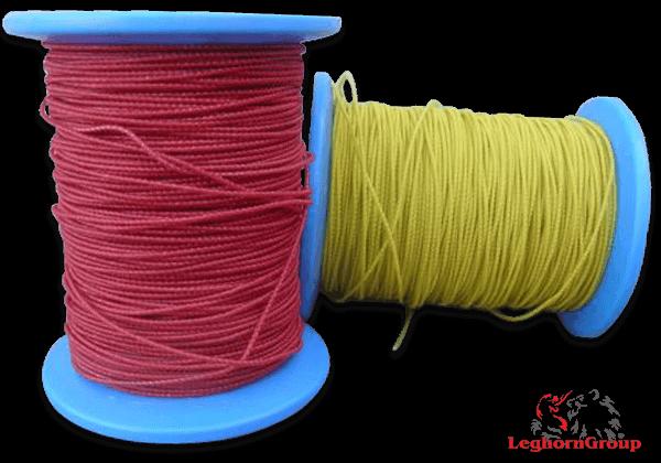 Στριφτό γαλβανισμένο σύρμα πλαστικοποιημένο