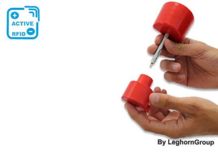 Σφραγίδα Με Καρφί Και Ενεργό Rfid Mentorseal