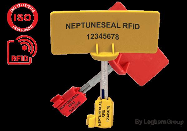 Σφραγίδα με καρφί RFID για κοντέινερ ISO 17712 Neptuneseal