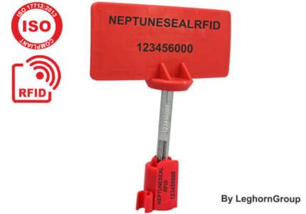 Σφραγίδα Με Καρφί Rfid Για Κοντέινερ Iso Pas 17712 Neptuneseal