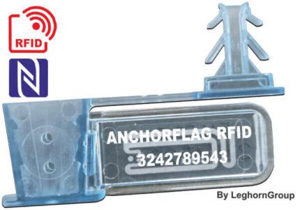 Σφραγίδα Με Σύρμα Rfid Uhf Ancorflag