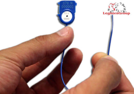 Σφραγίδες Από Πολυπροπυλένιο Alcyoneseal 1X161mm