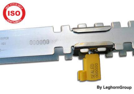 Σφραγίδες Με Διχάλα Για Κοντέινερ Iso Pas 17712 New Forkseal