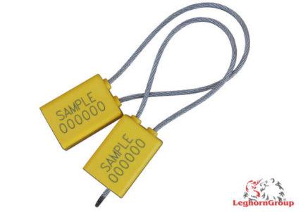 Σφραγίδες Με Συρματόσχοινο Για Φορτηγά Boreaseal Lw 1.5mm