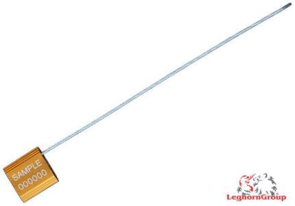 Σφραγίδες Με Συρματόσχοινο 1.5×180mm