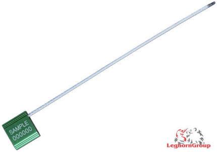 Σφραγίδες Με Συρματόσχοινο 2.5×200mm