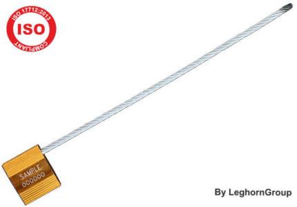 Σφραγίδες Με Συρματόσχοινο 5×250 mm Iso Pas 17712