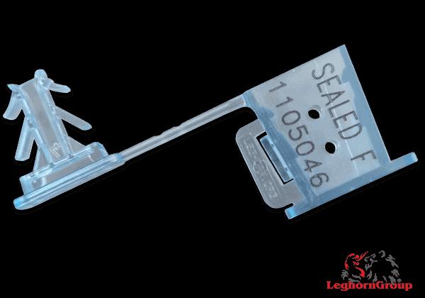 Διαφανής σφραγίδα ασφαλείας με σύρμα ANCHOR CLICK
