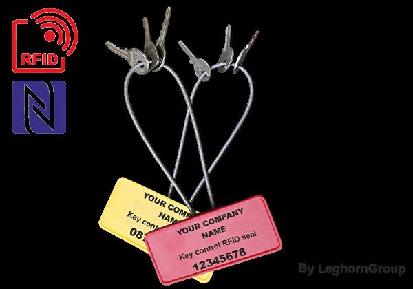 Σφραγίδες με RFID – Διαχείρισης κλειδιών