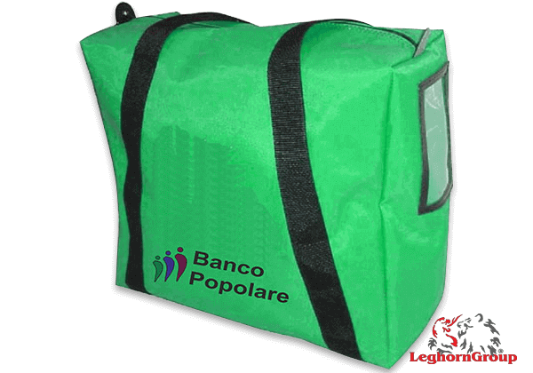 Τσάντα ασφαλείας μεταφοράς εγγράφων HELSINKY