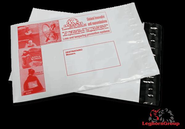 Φάκελοι ασφαλείας Bag Plus