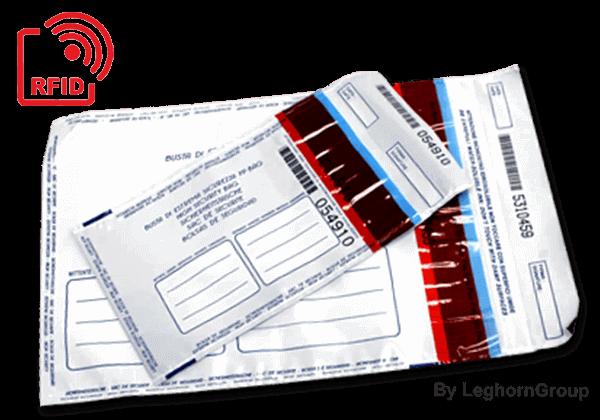 Φάκελοι ασφαλείας RFID