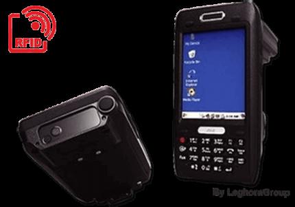 Epr At880 Hand-Held Rfid Uhf Reader