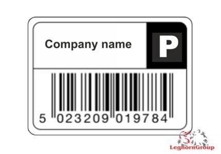 ετικέτες με barcode