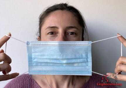 ластик за медицински маски